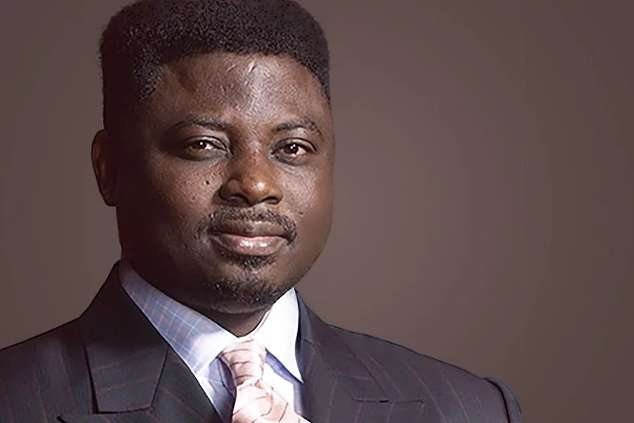 Matthew Ashimolowo pastor