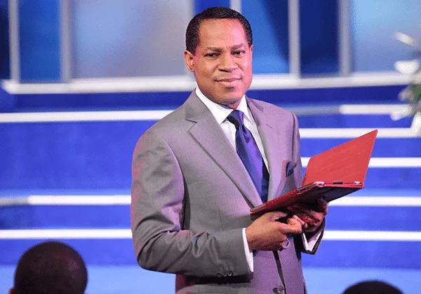 Chris Oyakhilome pastor