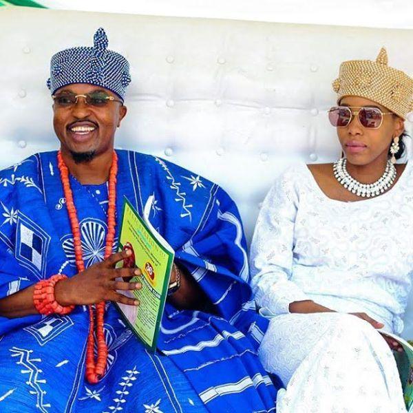 Marriage Crash? Oluwo Of Iwo Addresses Rumours (Details)