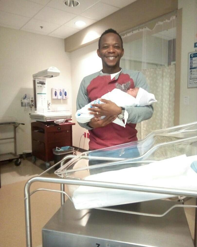 Comedian Koffi & Wife welcome Baby