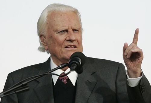 World's Best Known Evangelist, Billy Graham, Dies At 99