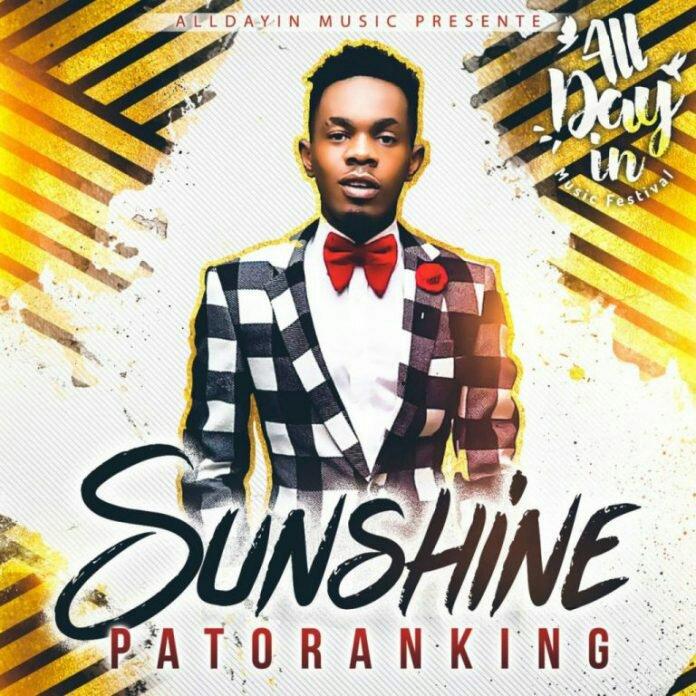 {Orin} Patoranking – Sunshine