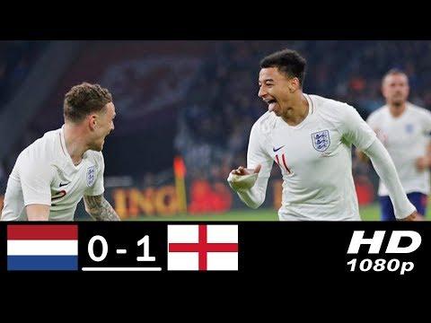 DOWNLOAD VIDEO: Netherlands vs England 0-1 – Highlights & Goals