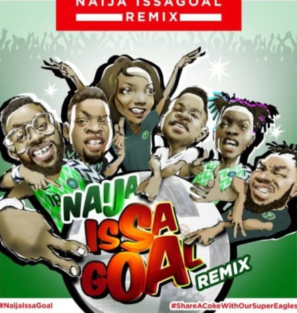 Naira Marley – Naija IssaGoal (Remix) Ft. Falz,  Olamide, Simi, Lil Kesh & Slimcase