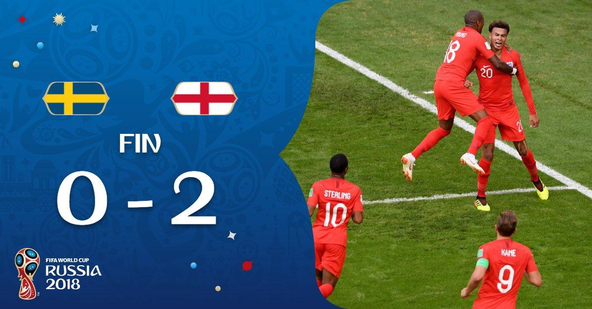 Sweden vs England 0-2 Highlight Download