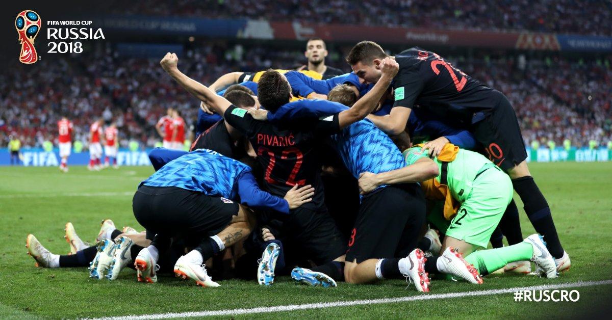 Russia vs Croatia 2-2 Highlight Download