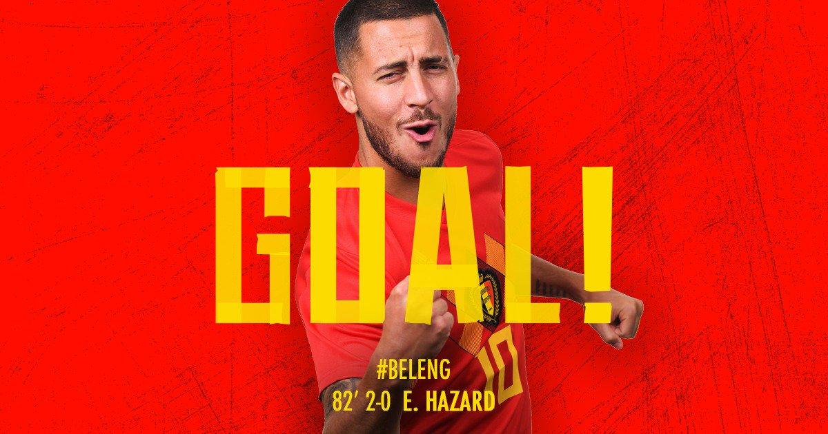 Belgium vs England 2-0 Highlight Download