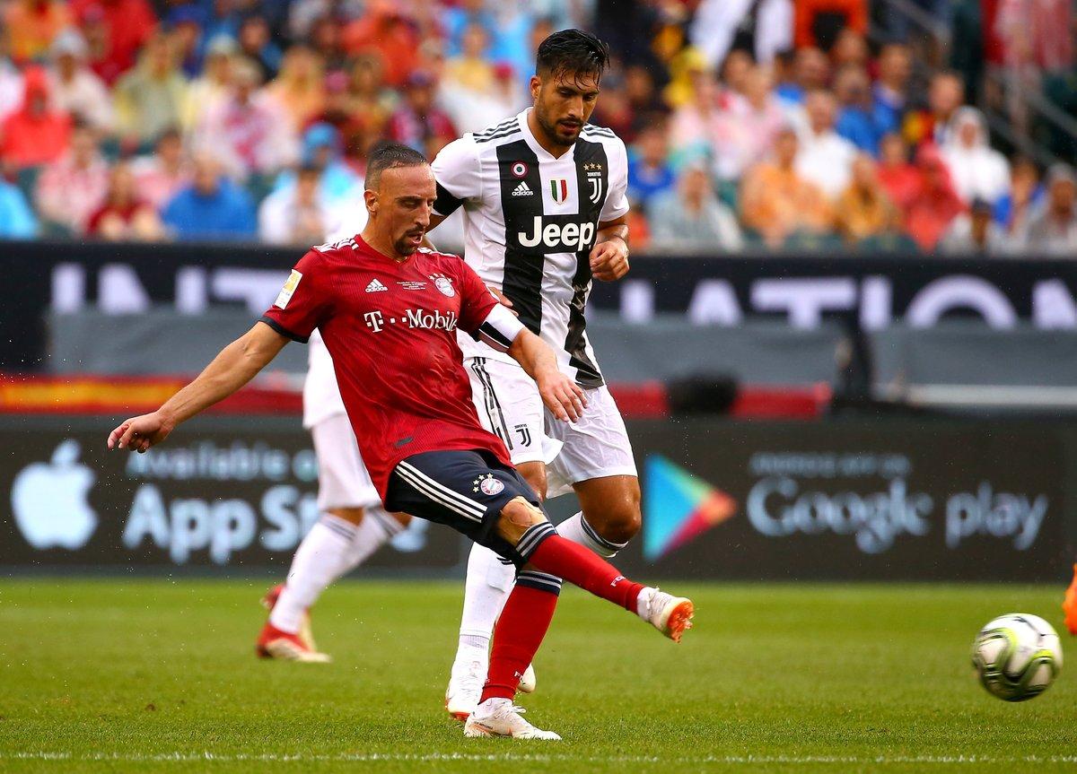 Juventus vs Bayern Munich 2-0 Highlight Download