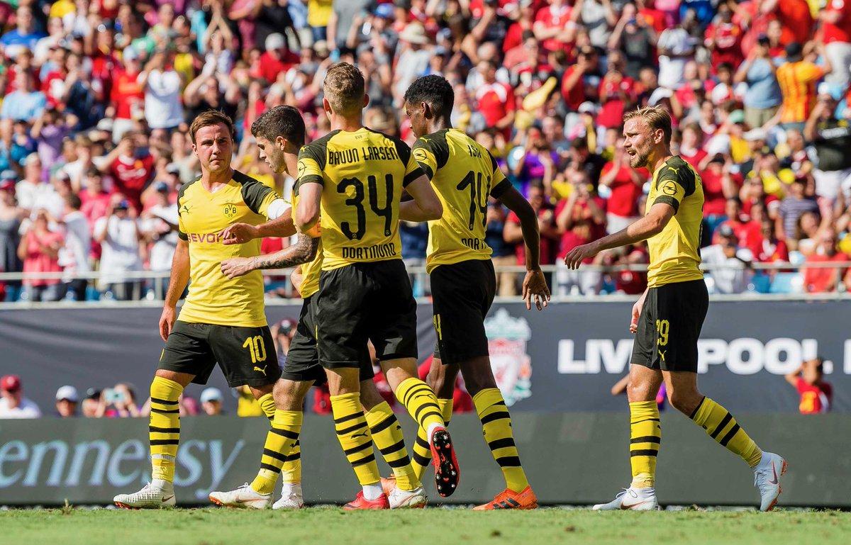 Liverpool vs Dortmund 1-3 Highlight Download