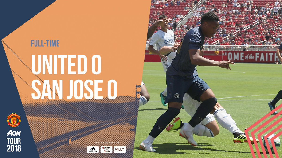 Manchester United vs SJ Earthquakes 0-0 Highlight Download