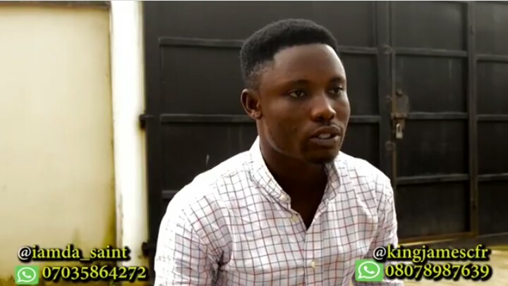 Comedy Video: Yahoo Boy With The Fear Of God