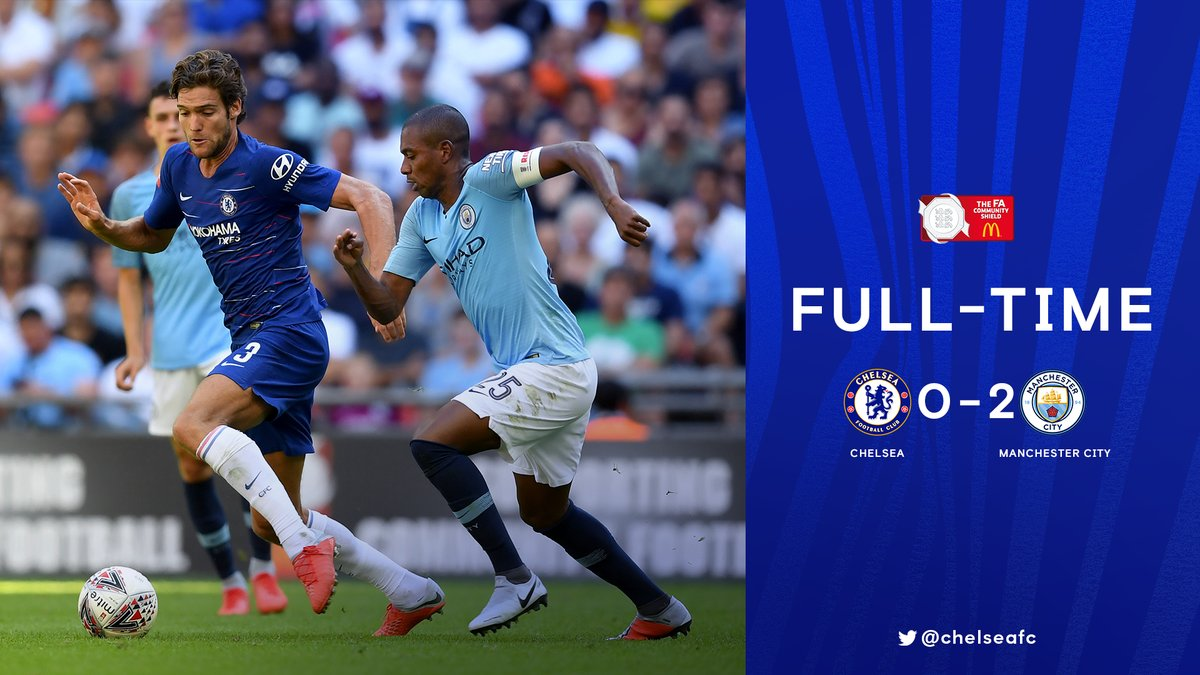 Chelsea vs Manchester City 0-2 Highlight Download
