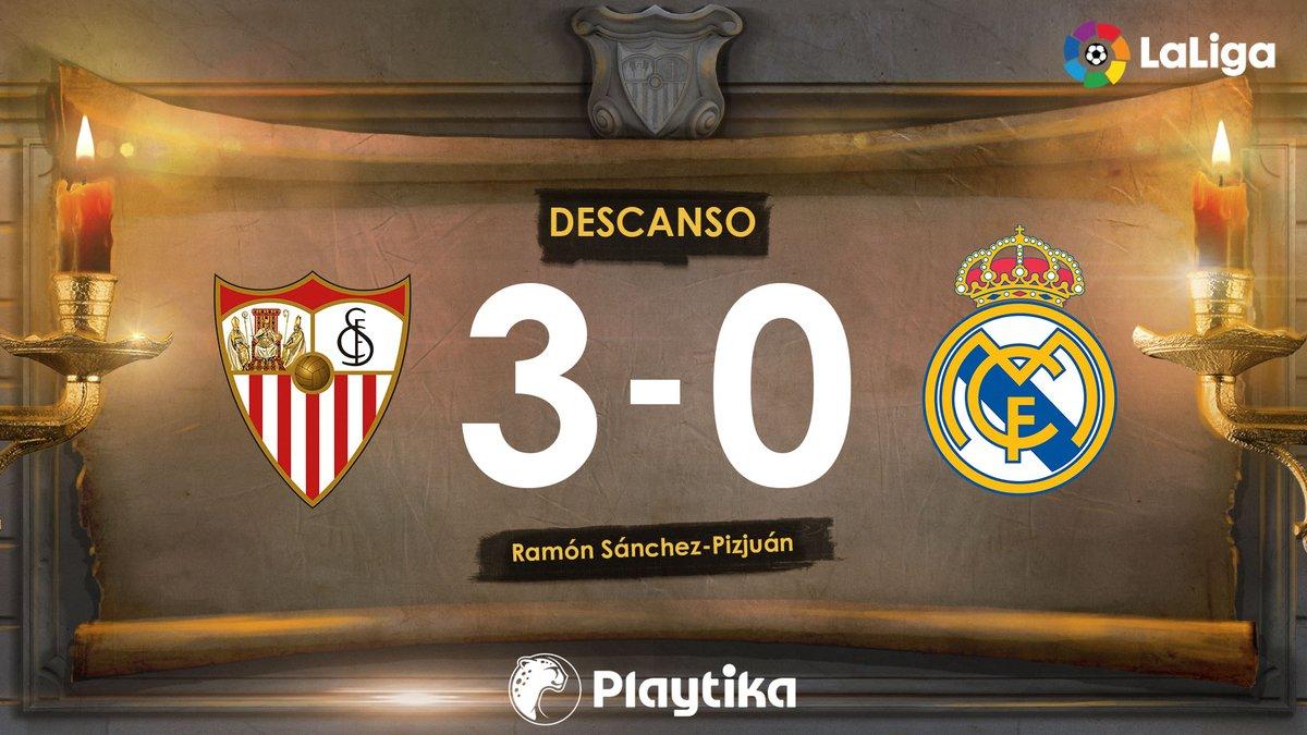Sevilla vs Real Madrid 3-0 Highlight Download