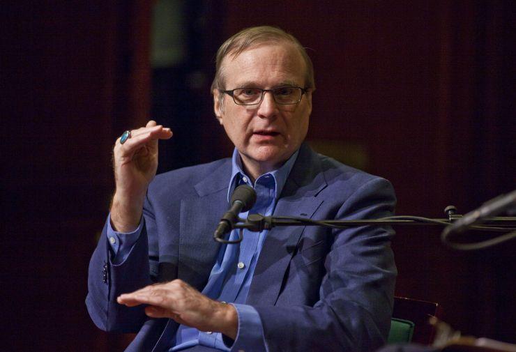 Microsoft Billionaire Co-Founder, Paul Allen, Is Dead