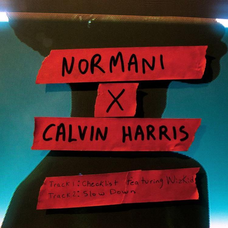 WizKid x Normani & Calvin Harris – Checklist