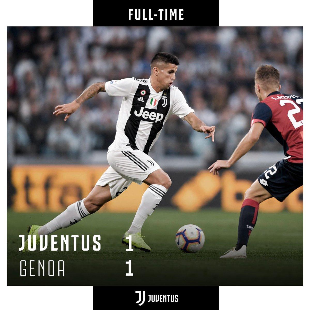 Juventus vs Genoa 1-1 – Highlights ...