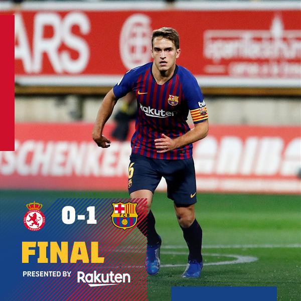 Leonesa vs Barcelona 0-1 Highlight Download
