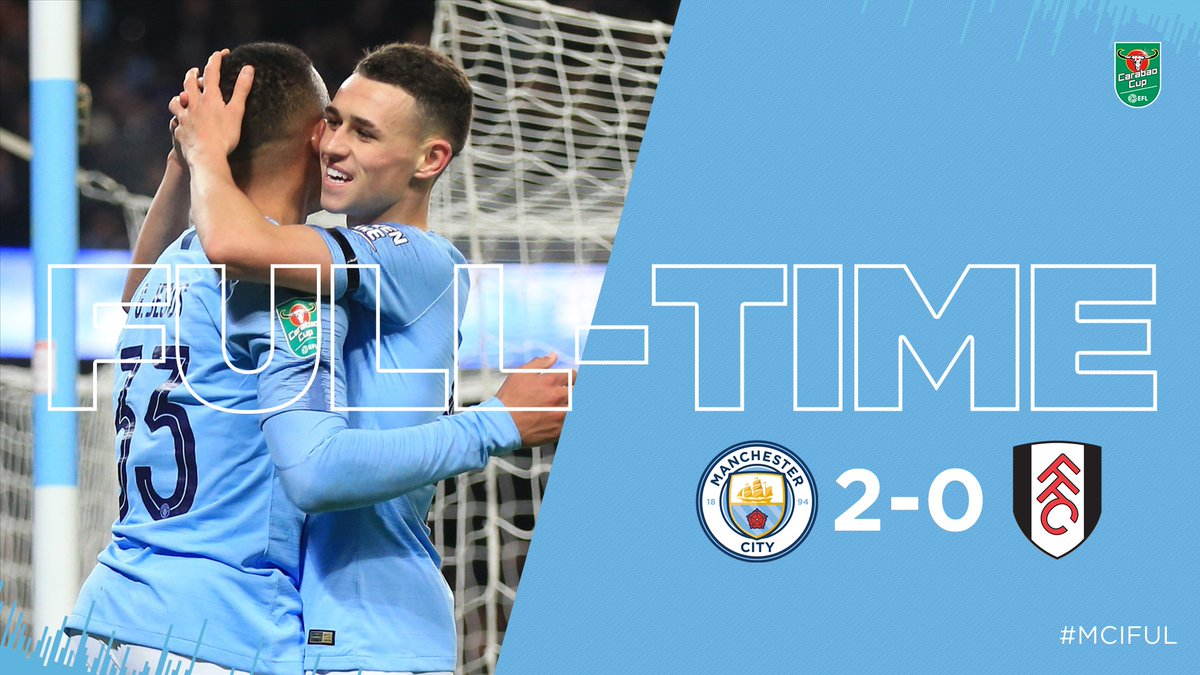 Manchester City vs Fulham 2-0 Highlight Download