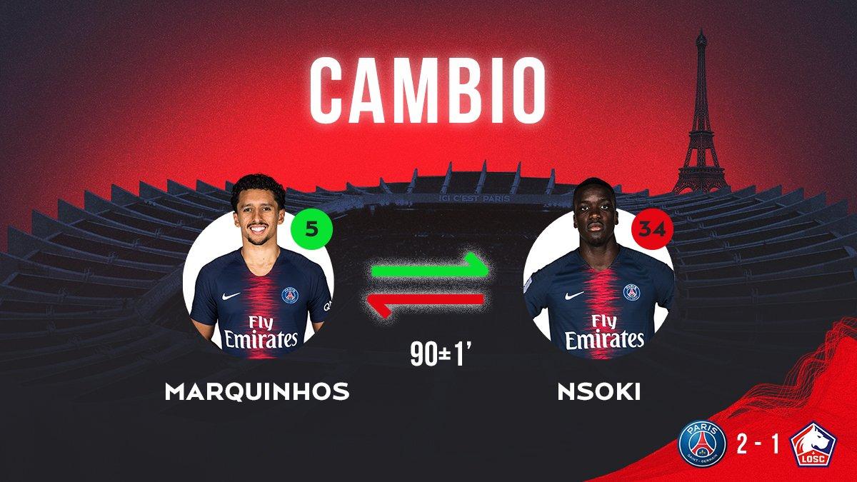 PSG vs Lille 2-1 Highlight Download
