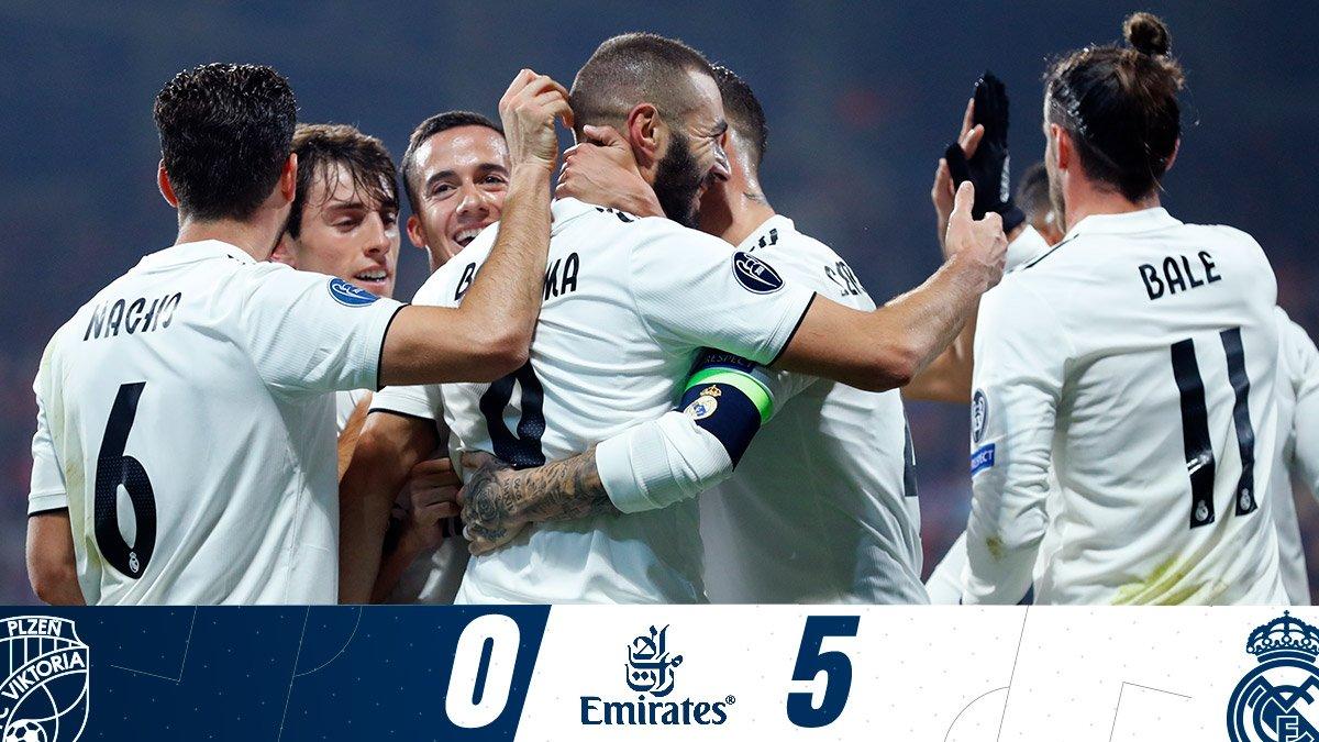 Plzen vs Real Madrid 0-5 Highlight Download