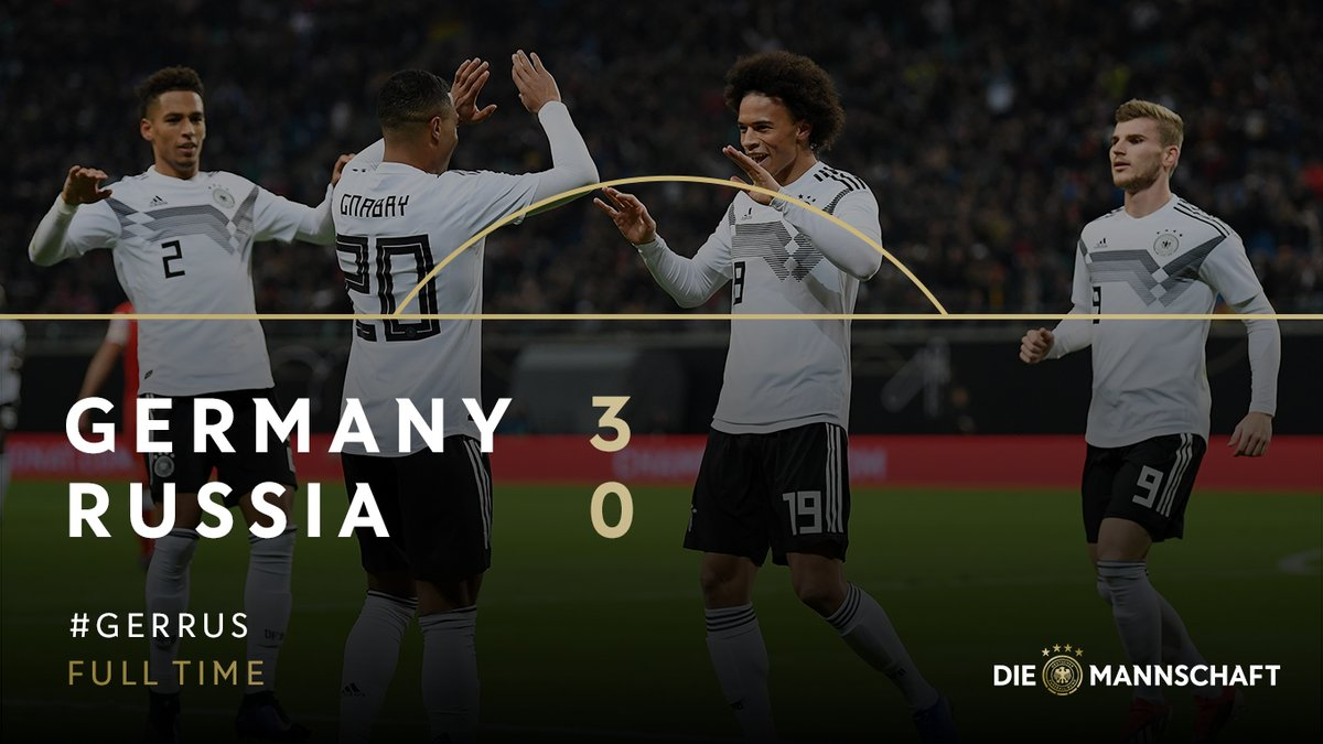 Germany vs Russia 3-0 Highlight Download