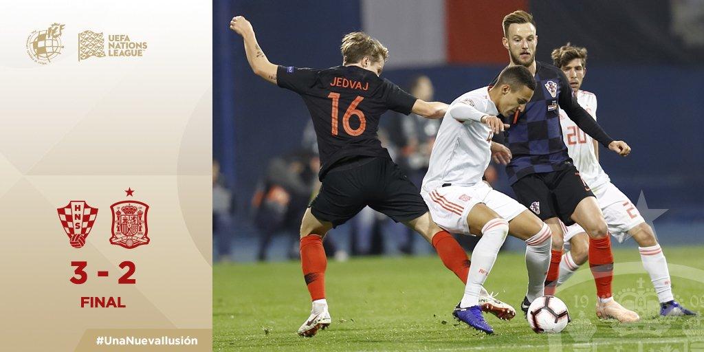Croatia vs Spain 3-2 Highlight Download