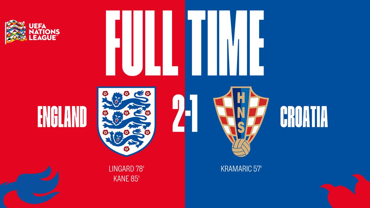 England vs Croatia 2-1 Highlight Download