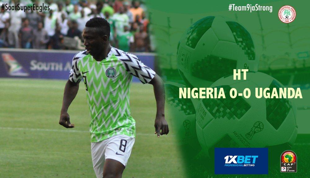 Nigeria vs Uganda 0-0 Highlight Download