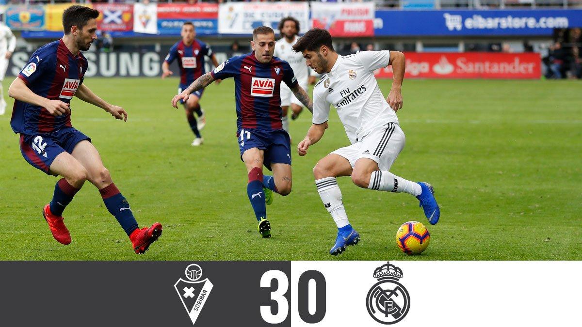 Eibar vs Real Madrid 3-0 Highlight Download
