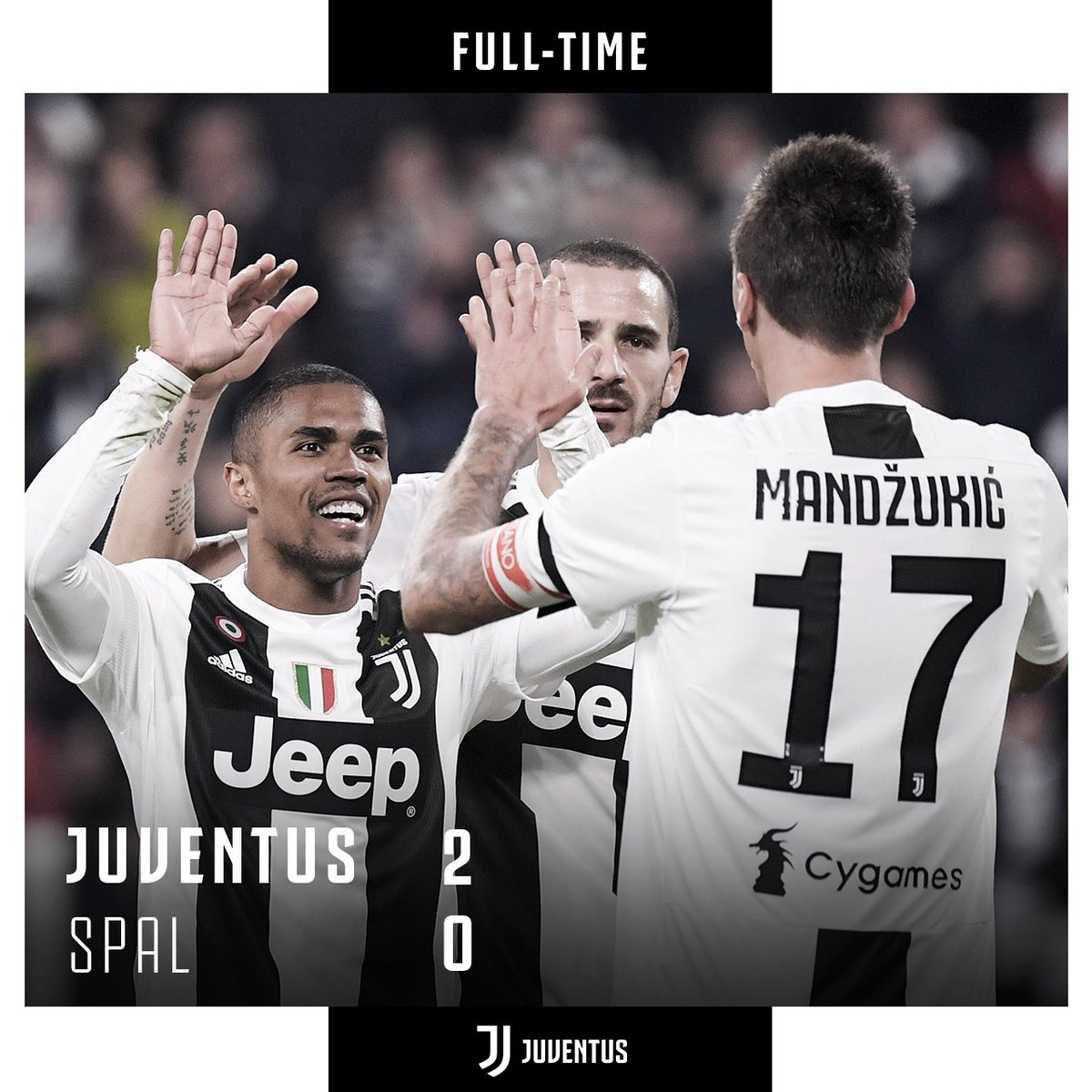 Juventus vs SPAL 2-0 Highlight Download