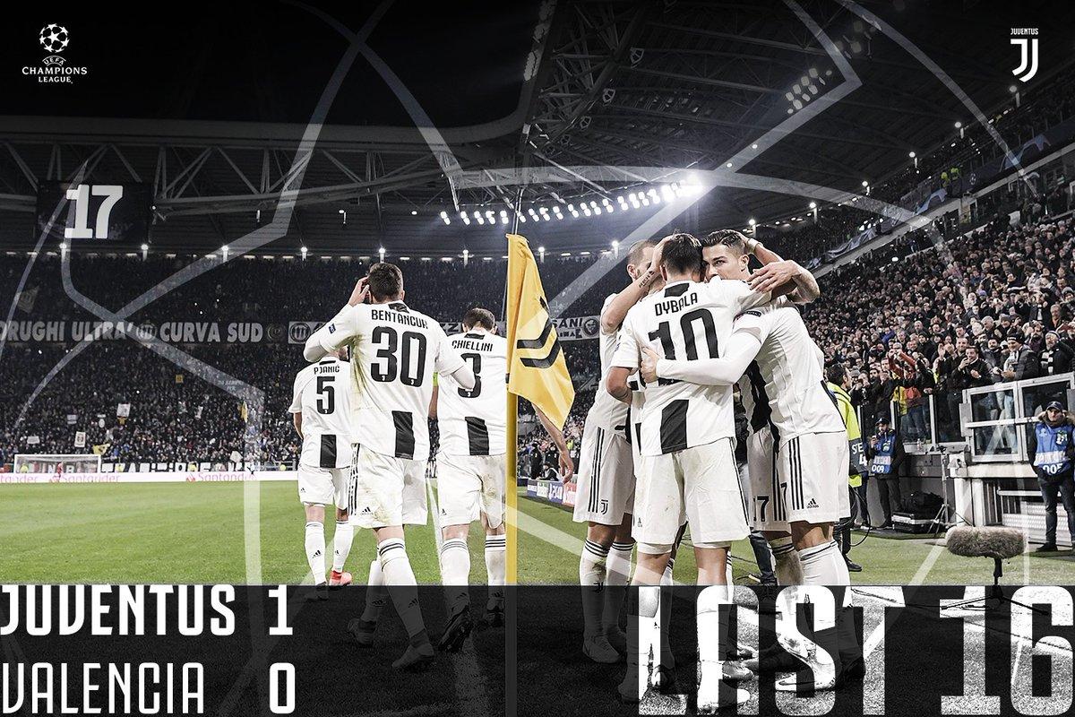 Juventus vs Valencia 1-0 Highlight Download