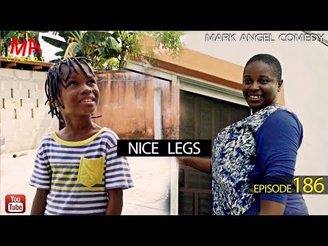 Comedy video: NICE LEGS (Mark Angel Comedy)