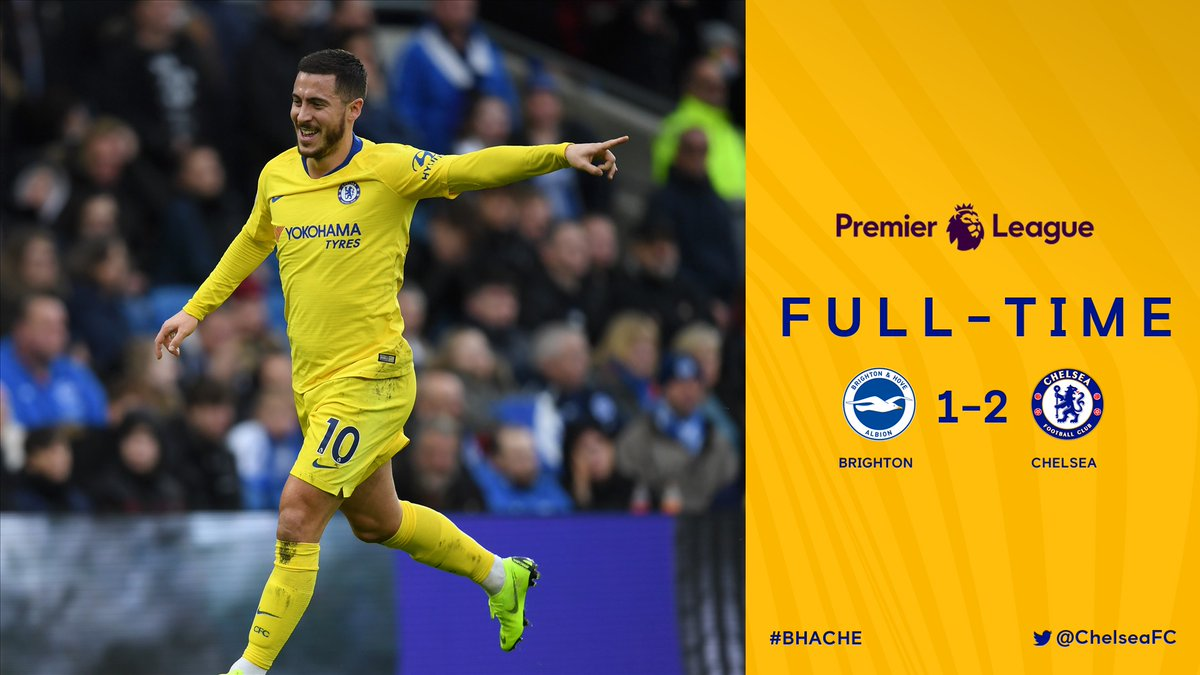 Brighton vs Chelsea 1-2 – Highlights ...