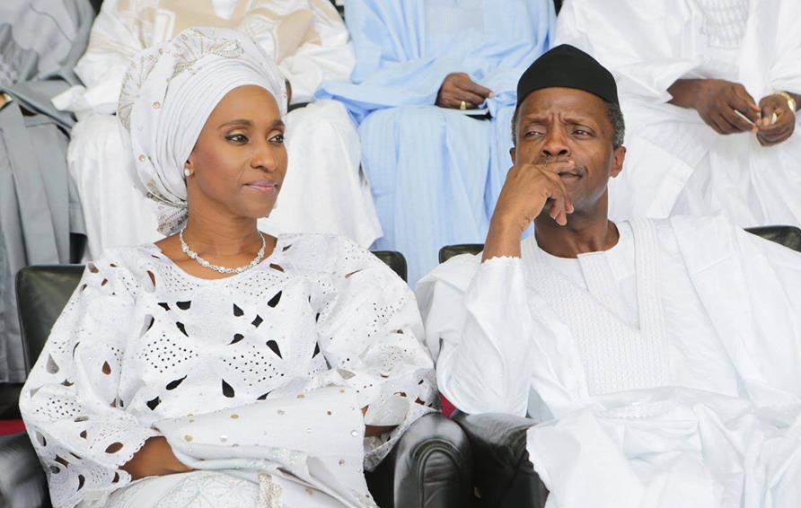 Osinbajo Reveals How Fake News Once Put Him In Serious Trouble With His Wife