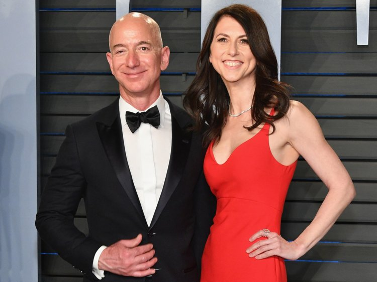 The World's Richest Man, Jeff Bezos, Gets Set To Divorce His Wife Of 25 Years