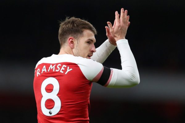Arsenal's Ramsey Goes To Juventus For A Staggering 36Million Pounds Deal