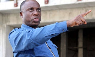 PDP Is Broke And Hungry – Rotimi Amaechi