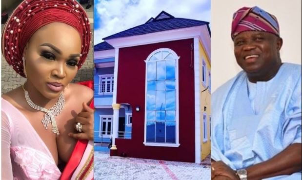 Actress Mercy Aigbe Finally Reveals 'Truth' About Alleged Romance With Gov. Ambode
