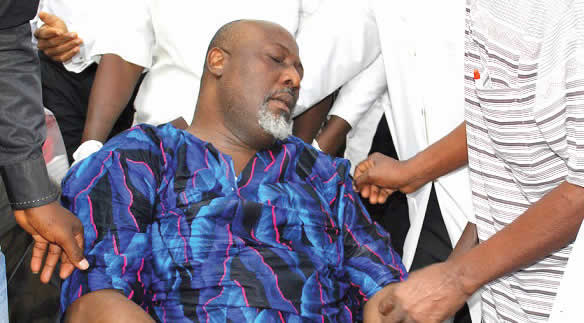 Apprehension As Police File Charge Against Dino Melaye, Set To Present Eight Witnesses
