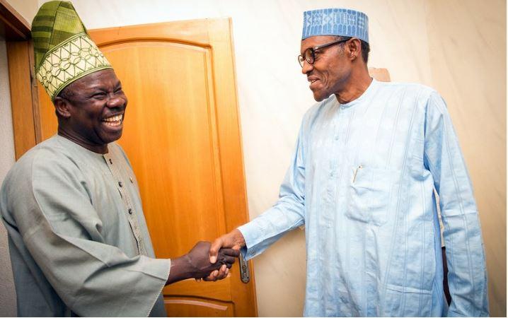 Nobody Can Turn Buhari Against Me – Amosun