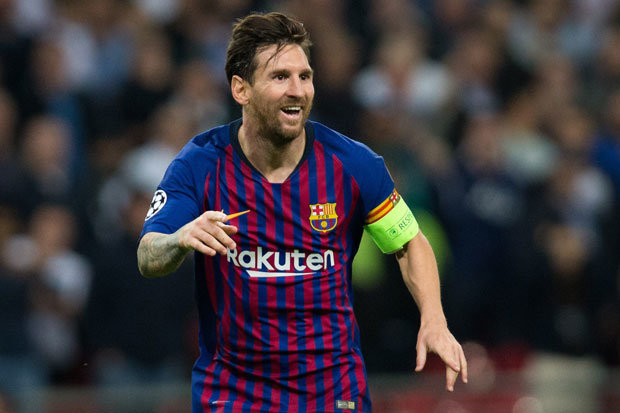 Wow! Lionel Messi Comes From The Bench To Set Another La Liga Record In Leganes Clash