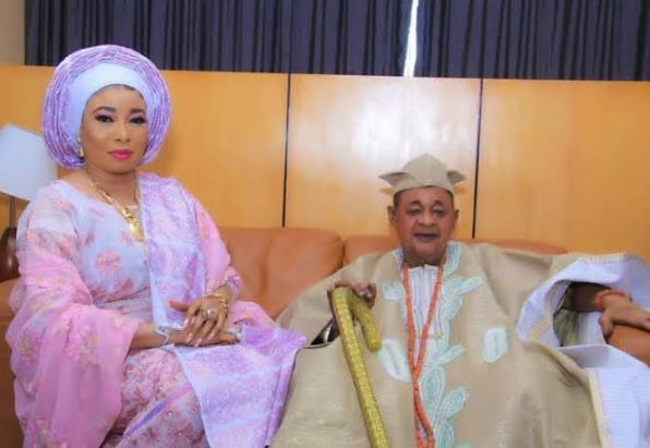 Actress, Lizzy Anjorin Reacts To Allegations Of Romance With Alaafin