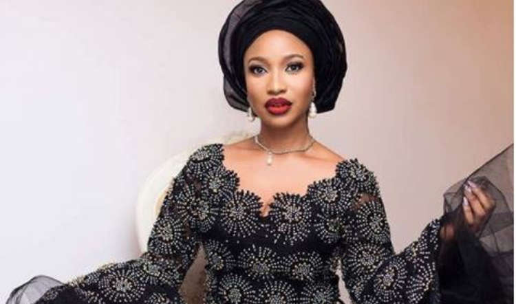 Controversial Actress, Tonto Dikeh Reveals She Is Now Celibate, Speaks On Surviving With A Husband