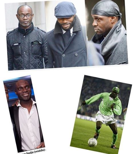 Nigerian Footballers And Their Brother Jailed For NGO Fraud