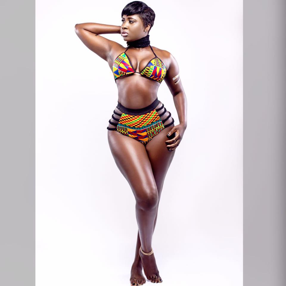 'Being S*xy Is A Curse, I Now Hate My Body' – Small Waist Actress, Princess Shyngle Cries Out