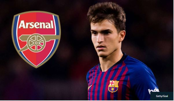 Arsenal To Finalise Deal For Barcelona's Denis Suarez