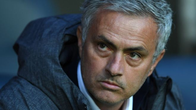BREAKING News: Mourinho Accepts One-Year Jail Sentence For Fraud