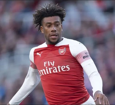 Iwobi Named Third Best U-25 Midfielder In Europe