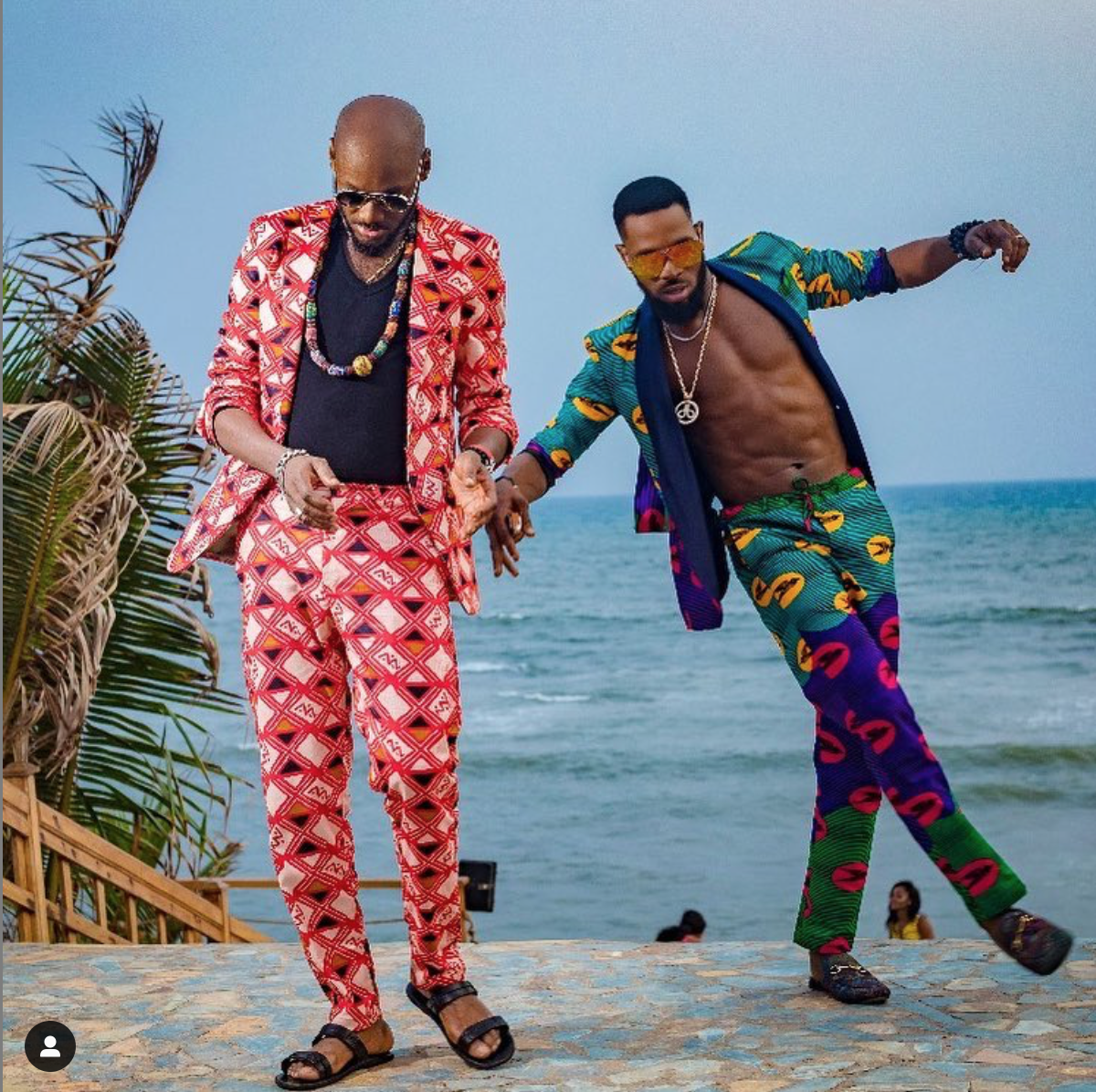 D'Banj & 2Baba – Baecation