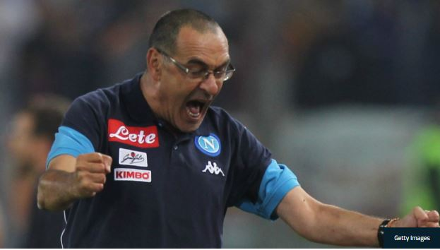 Maurizio Sarri Reacts To Chelsea's Shocking Defeat By Man City